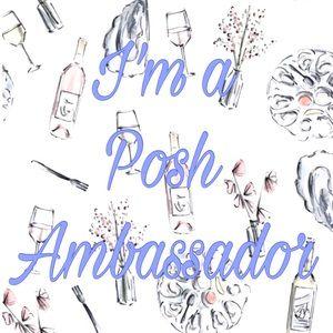 🍾 I'm a Posh Ambassador !!! 🍾